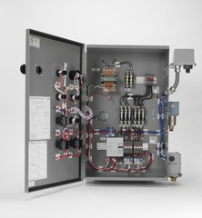 Duplex Industrial Controller - Open Door