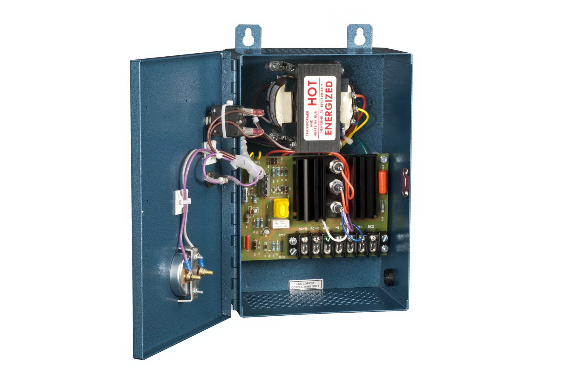 MBC19 Industrial Battery Charger - Closed Door