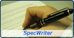 Spec Writer - We'll write your spec for you!
